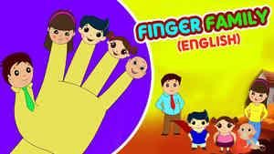 Finger Family - Kid Voice - Pop Rock Style