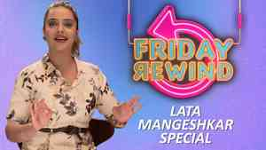 Friday Rewind with RJ Adaa- Lata Mangeshkar Special