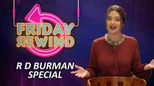 Friday Rewind with RJ Adaa- R D Burman Special