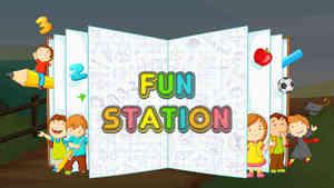 Fun Station - ABC & 123