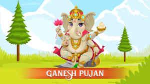 Ganesh Pujan