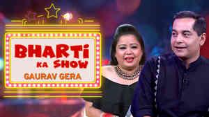 Gaurav Gera Shows Off His Talent