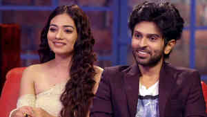 Gaurav Paswala and Dimple Biscuitwala