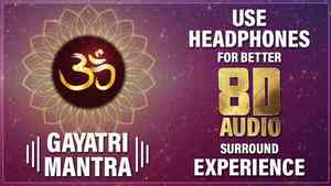 Gayatri Mantra Female 8D Audio