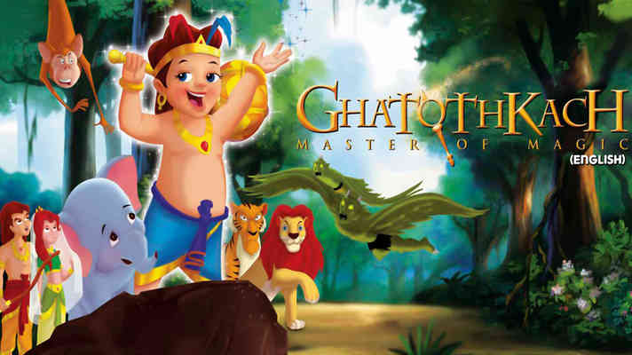 Ghatothkach (Master Of Magic) - English