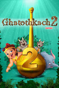Ghatothkach 2 - Hindi