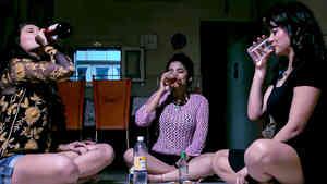 Lukkhe Landge - Mar - Girls Getting Drunk - Ep 03