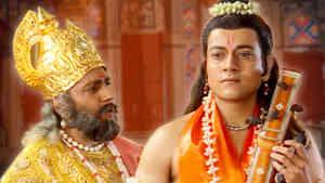 Goddess Saraswati and Ganga's Curse