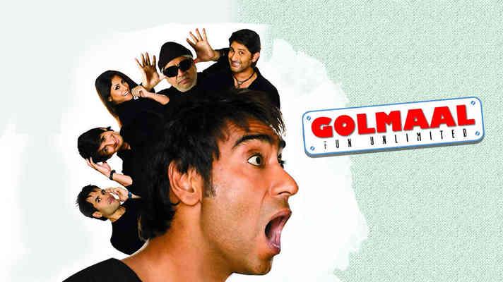 Golmaal: Fun Unlimited