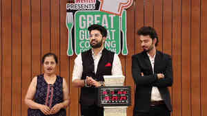 Great Gujarat Cooking Competition S1 EP 06