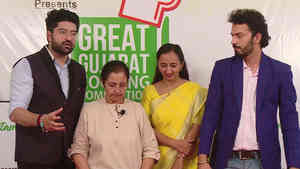 Great Gujarat Cooking Competition S2 EP 11