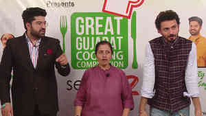 Great Gujarat Cooking Competition S2 EP 12