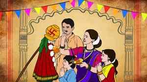 Gudi Padwa - Maharashtra