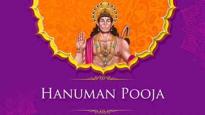 Hanuman Jayanti Pooja