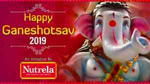 Happy Ganeshotsav 2019 | An Initiative by Nutrela | Healthy Rehna Simple Hai