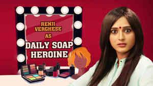 Haseen Mirza as Daily Soap Actress