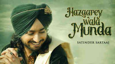 Hazaarey Wala Munda