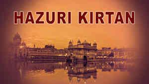 Hazuri Kirtan