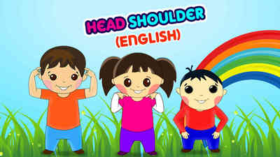 Head, Shoulders, Knees & Toes - Disco Style