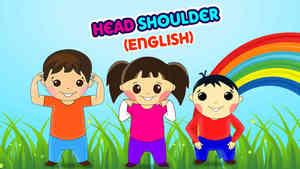 Head, Shoulders, Knees & Toes - Disco Style