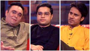 Hemang Dave, Sanjay Galsar and Hardik Sanghani