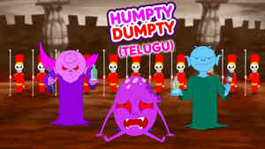 Humpty Dumpty - Halloween - Telugu