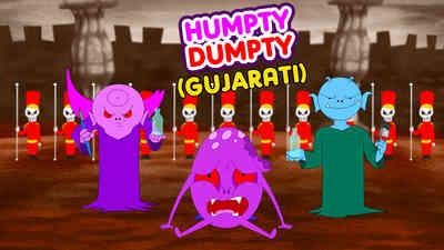 Humpty Dumpty - Halloween