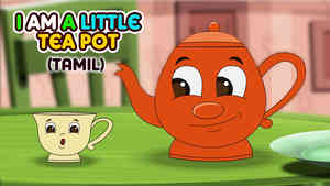 I'm A Little Teapot - Pop Rock Style - Tamil