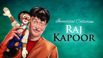Immortal Collection - Raj Kapoor