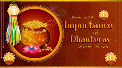 Importance Of Dhanteras