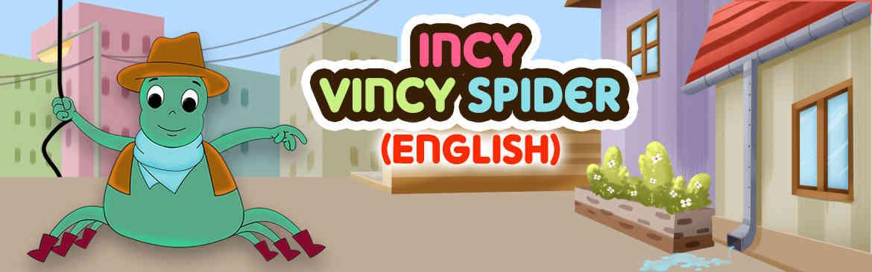 Incy Wincy Spider - Pop rock Style