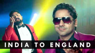 India 2 England