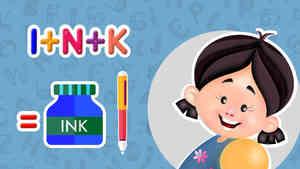 Ink For Ink Pot