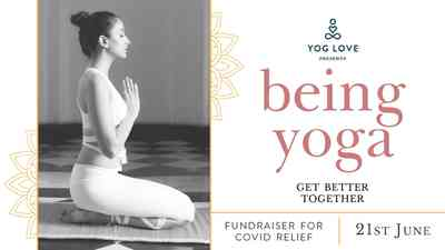 International Yoga Day With Ira Trivedi