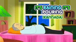 It's Raining It's Pouring - Hard Rock Style - Kannada