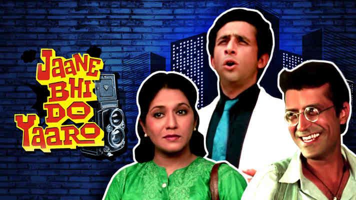 watch jaane bhi do yaaro online free