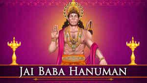 Jai Baba Hanuman