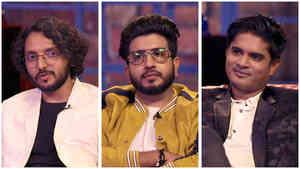 Jigardan Gadhavi, Rahul Munjariya and Bhargav Purohit