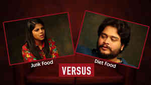 Junk Food Vs Diet Food