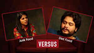 Junk Food Vs Diet Food