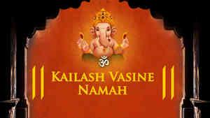 Kailash Vasine Namah - Male