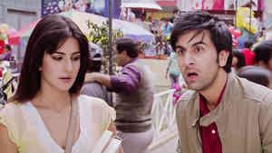 Katrina Kaif and Ranbir Kapoor's Discussion