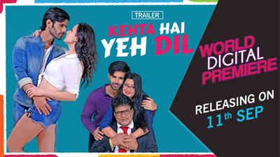 Kehta Hai Yeh Dil - Promo