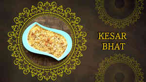 Kesar Bhaat - Ganesh Festival Recipes