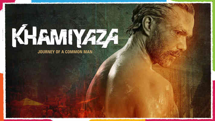 Khamiyaza: Journey of a Comman Man
