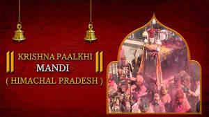 Krishna Paalkhi Holi Utsav, Madhya Pradesh