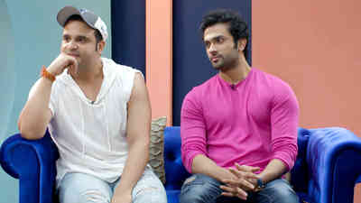 Krushna Abhishek and Rushabh Promo