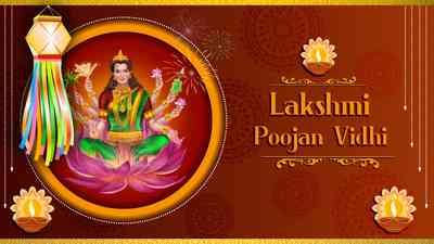 Lakshmi Poojan Vidhi