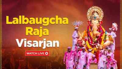 Lalbaugcha Raja, Mumbai, Live Darshan