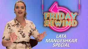 Lata Mangeshkar Special - Friday Rewind with RJ Adaa
